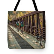 Travel The Buttermilk Trail Tote Bag