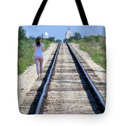 Travel With A Purpose  Tote Bag