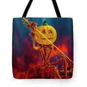 Traveler's Beware Tote Bag