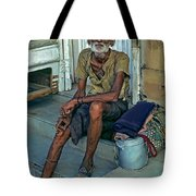 Travelin' Man Tote Bag