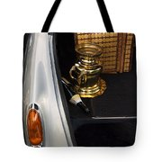 Traveling In Style Tote Bag