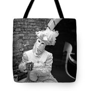 Traveling Mask Tote Bag
