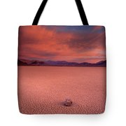 Traveling Stone Tote Bag
