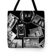 Traveling The World Tote Bag