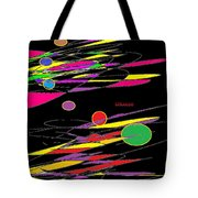 Strange By Terry R. Brooks Tote Bag
