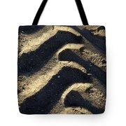 Tread Mark  Tote Bag