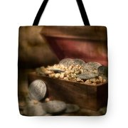 Treasure Chest Tote Bag by Tom Mc Nemar