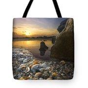 Treasure Cove Tote Bag by Debra and Dave Vanderlaan