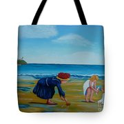 Treasure Hunting Tote Bag