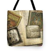 Treasured Objects Tote Bag