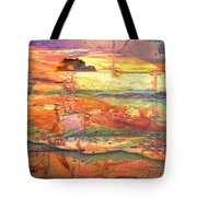 Treasuresinthedeep Tote Bag