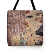 Treasury Mosaic Tote Bag