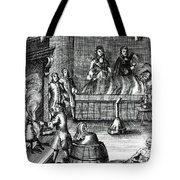 Treatments For Syphilis, 17th Century Tote Bag