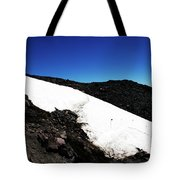 Tread Carefully Tote Bag