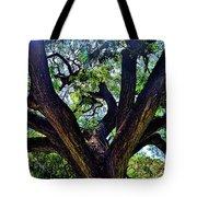 Tree 105 Tote Bag