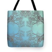 Tree 20 Hybrid 3 Tote Bag