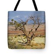 Tree #4 Tote Bag