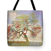 Tree Art 54tr Tote Bag