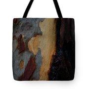 Tree Bark Collection # 52 Tote Bag