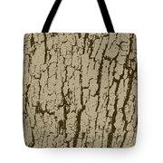 Tree Bark Texture Brown Tote Bag