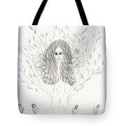 Tree Beauty Tote Bag