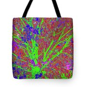 Tree Branches 7 Tote Bag