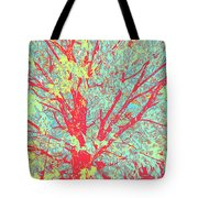 Tree Branches 8 Tote Bag