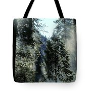 Tree Breath Tote Bag