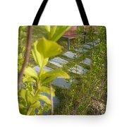 Tree  Chair Tote Bag