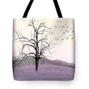 Tree Change Tote Bag