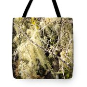 Tree Decorations Tote Bag