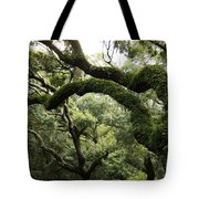 Tree Drama Tote Bag