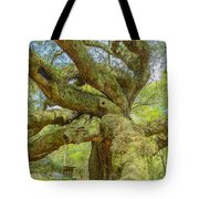 Tree For The Ages Tote Bag