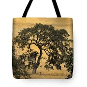 Tree Formation 2 Tote Bag
