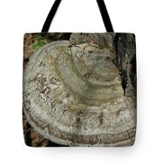 Tree Fungi Tote Bag