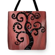 Tree I Wr Tote Bag