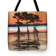 Tree Kings Tote Bag