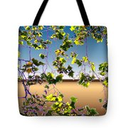 Tree Leaves Tote Bag