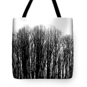 Tree Lined Tote Bag