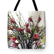 Tree Magnolias Tote Bag