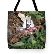 Tree Maiden Tote Bag