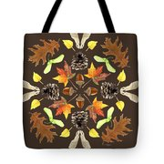 Tree Mandala 1 - Watercolor Tote Bag
