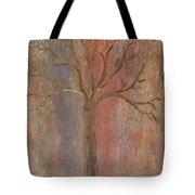 Tree - Metallic 1 Tote Bag
