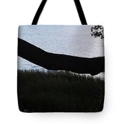 Tree Near The Water2 Tote Bag