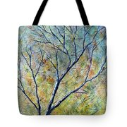 Tree Number One Tote Bag