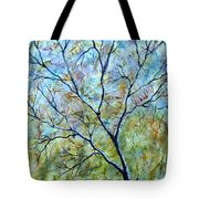 Tree Number Two Tote Bag