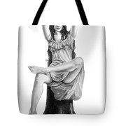 Tree Nymph Tote Bag