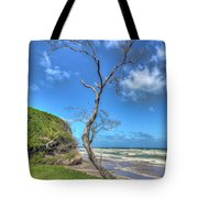 Tree Of Clouds Tote Bag
