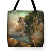 Tree Of Confusion Tote Bag