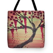 Tree Of Desire 2 Tote Bag
